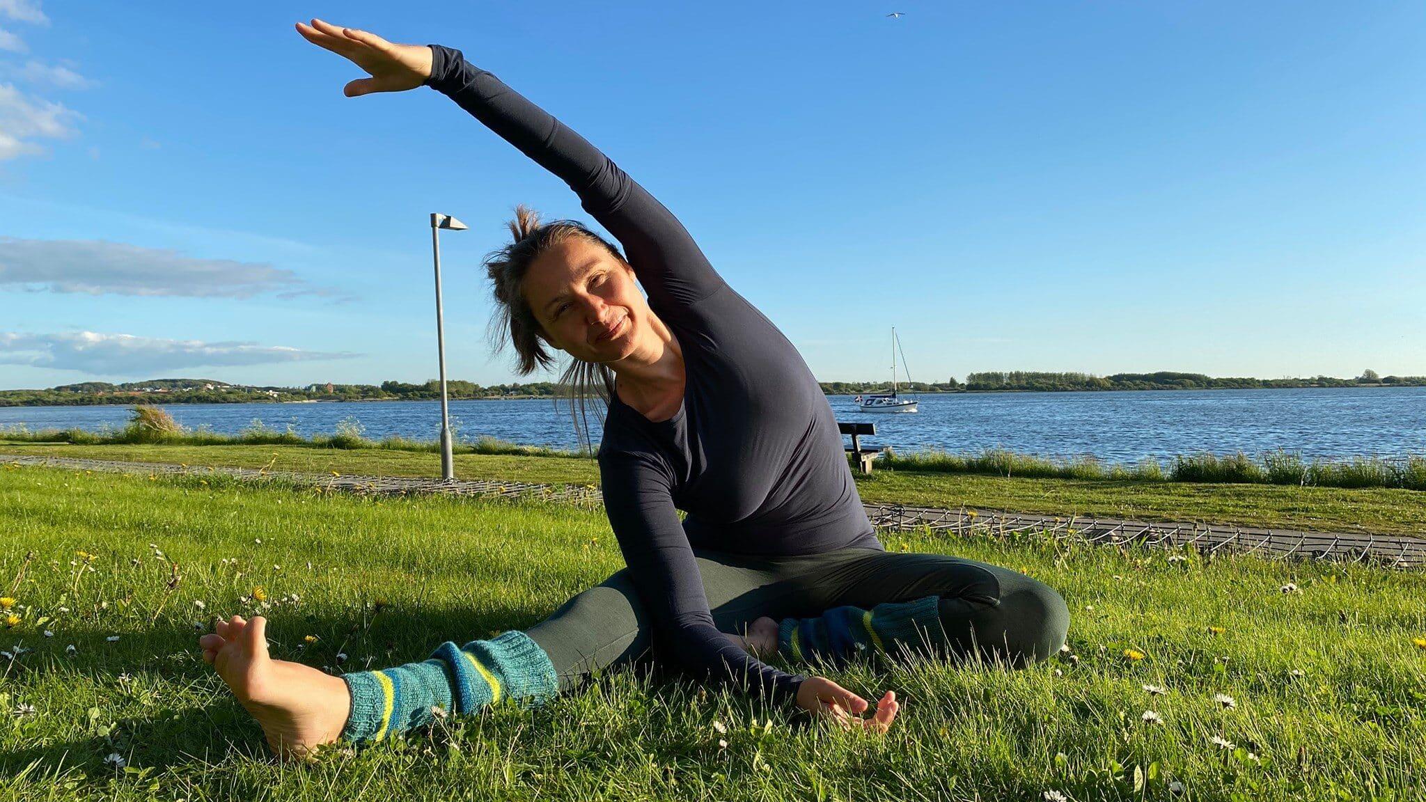 Yoga Aalborg med Yvonne Miller Yoga